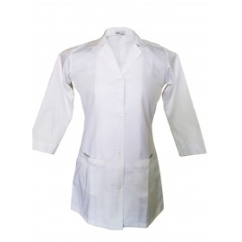 doctor's coat female Full sleeve